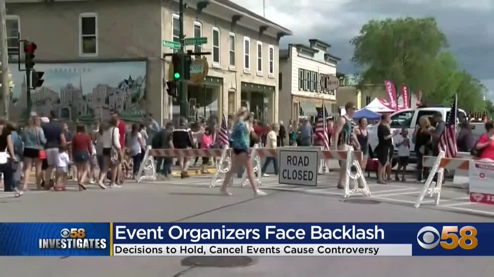 Cancel or carry on? Milwaukee festival, event planners face tough...