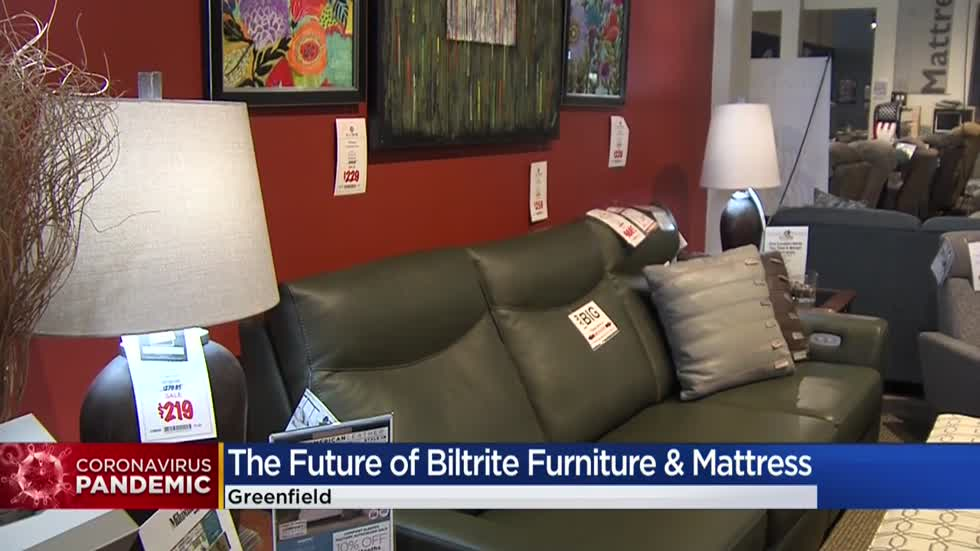 Biltrite Furniture & Mattress says it's here for the long haul despite the current pandemic