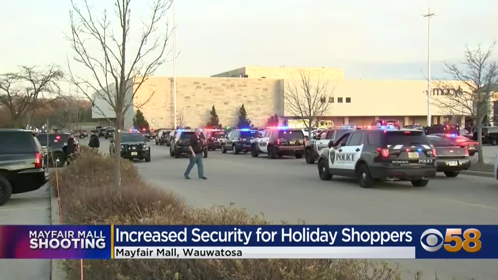 'A lot more security': Black Friday marks 1 week since Mayfair...