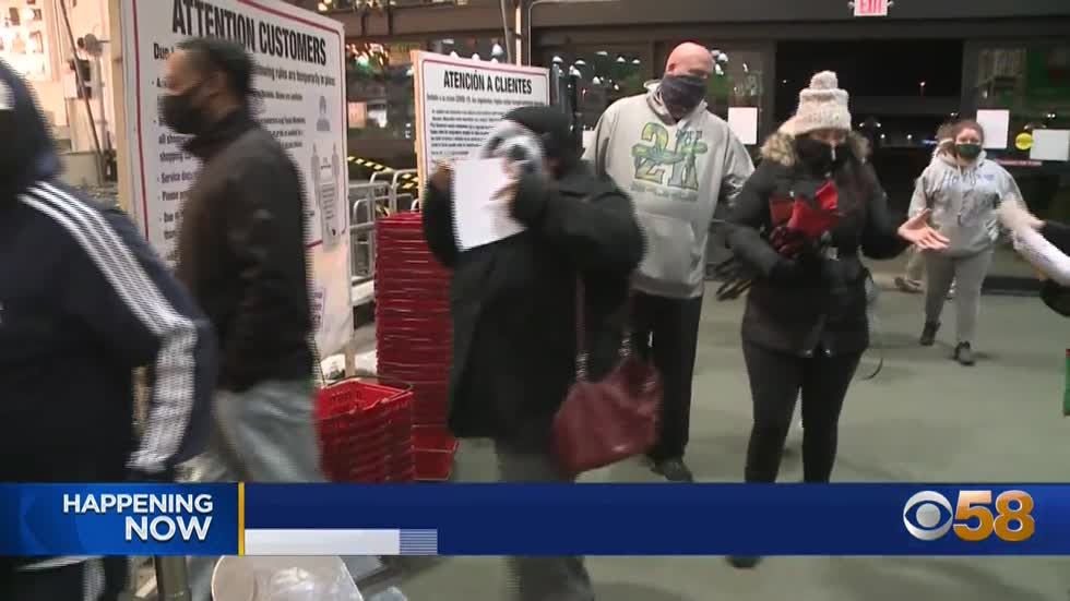 Local shoppers venture out for Black Friday amid pandemic