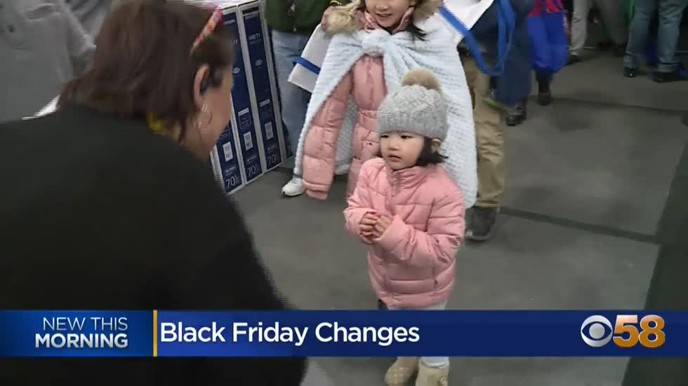 How Black Friday has changed throughout the years