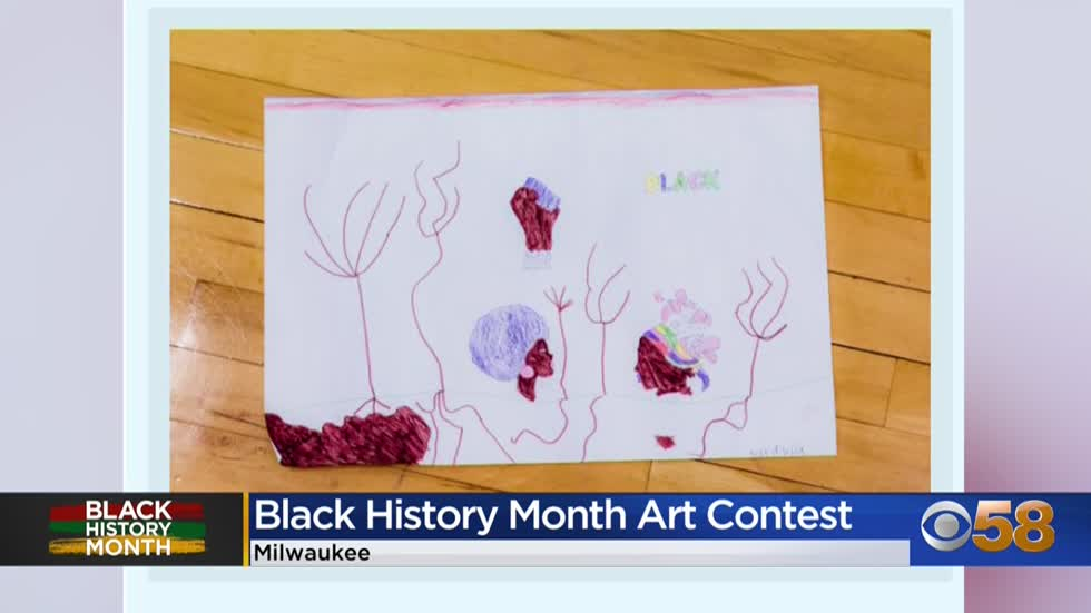 The Boys & Girls Club of Greater Milwaukee is participating in 5th annual US Cellular Black History Month Art Contest
