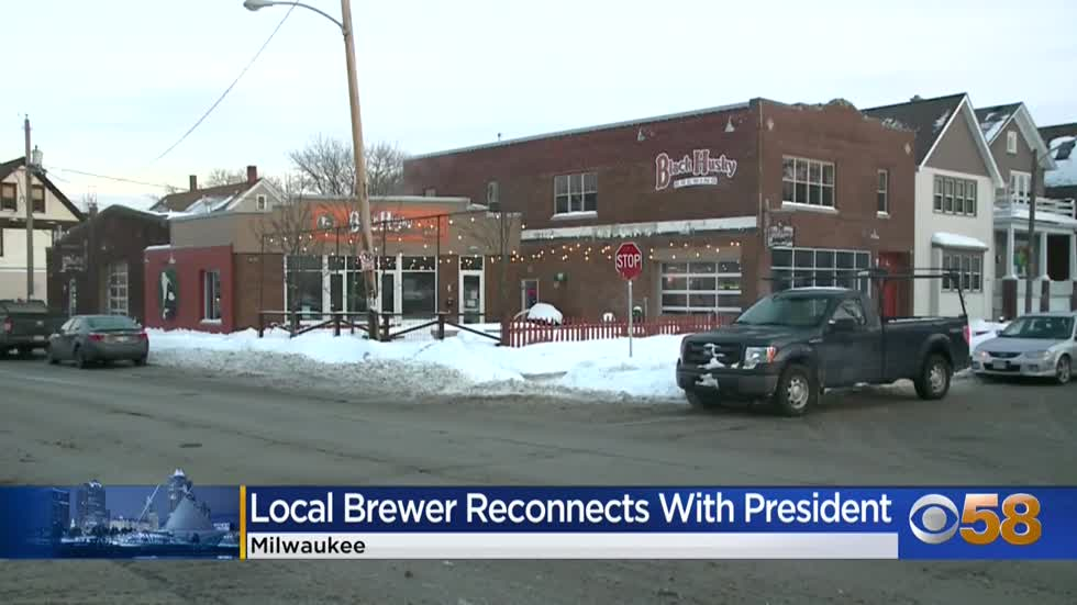 Black Husky Brewing owner discusses Covid relief in 1-on-1 call...