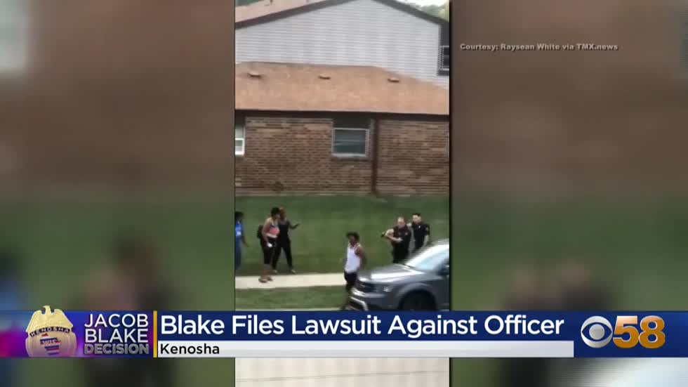 'The force that was used... we believe to be excessive': Jacob Blake's attorney says he wants accountability