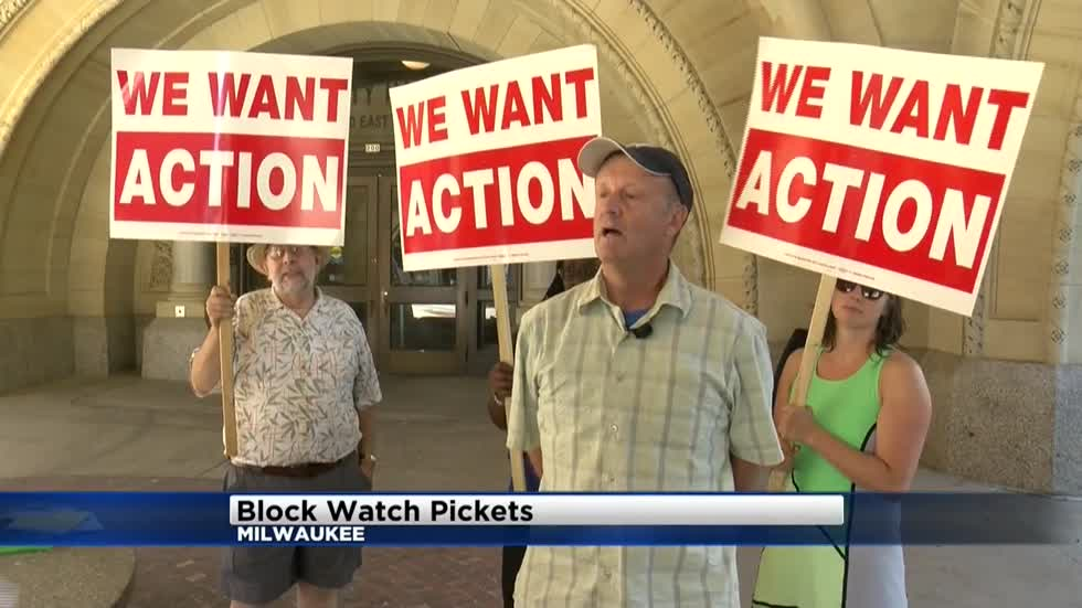 Block watch captains demand traffic enforcement of Sherman and Capitol
