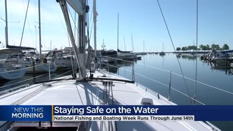 "It's more than just sun & fun. ""SailTime"" teaches safety on the water"
