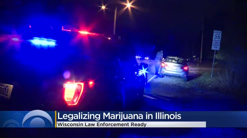 Wisconsin police fear effects of legal pot at state's borders