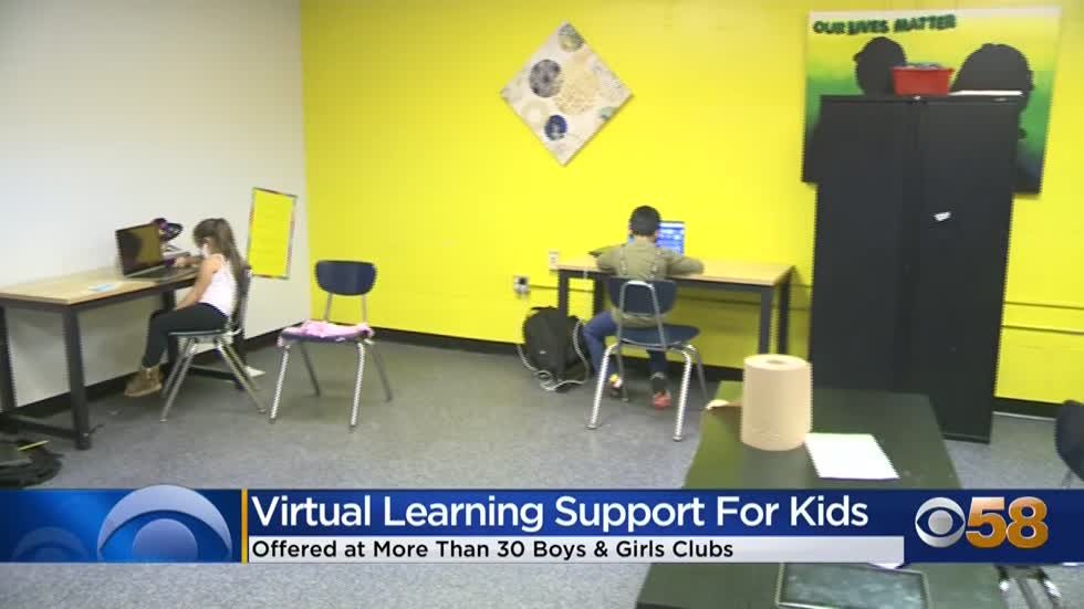 Boys & Girls Clubs of Greater Milwaukee offers in-person academic...