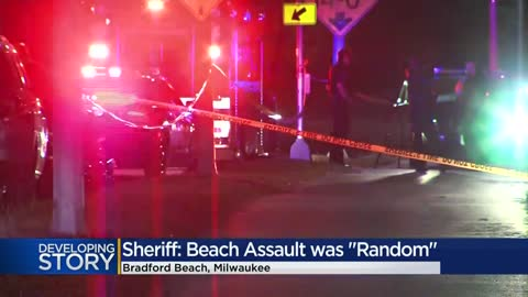 MCSO investigating fatal assault at Bradford Beach; suspect in custody