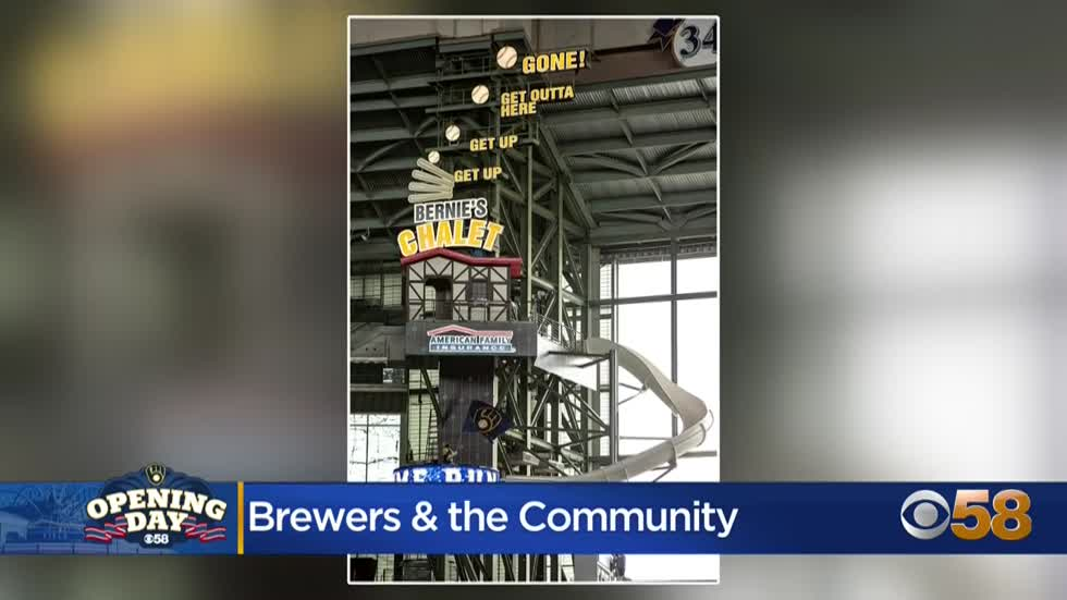 American Family Insurance, Milwaukee Brewers partnership goes further than naming rights