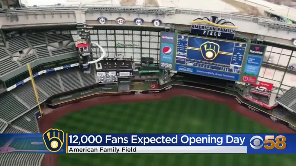 Brewers talk economic impact of Opening Day