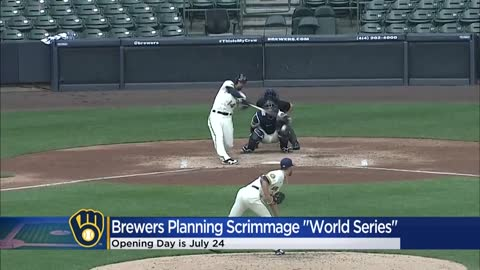 "Brewers prep for ""World Series"" at Summer Camp"