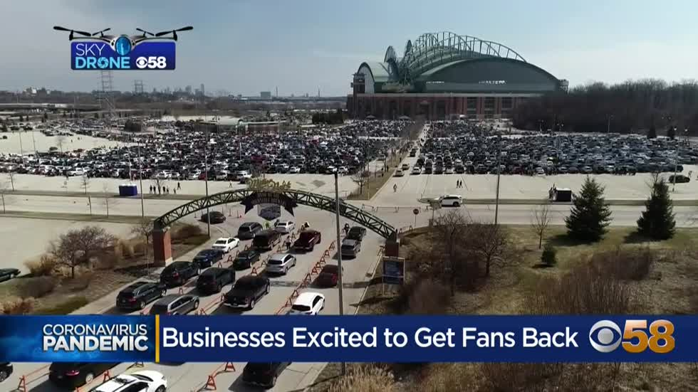 Milwaukee bar owners hope for boost in sales as fans return to...