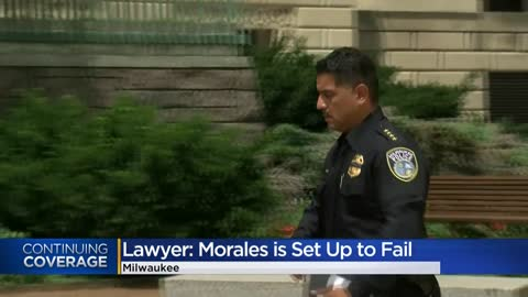 Morales' attorney says Fire & Police Commission has discussed to replace Chief