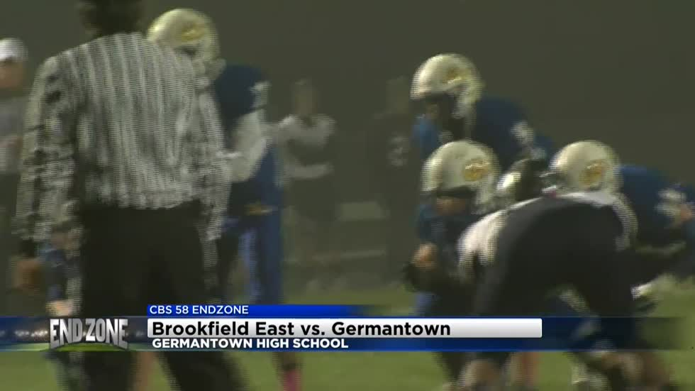 Friday Night Lights: Brookfield East wins 14-12 over Germantown