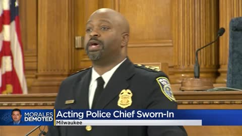 Acting MPD Chief Brunson plans to tackle high homicide rates,...