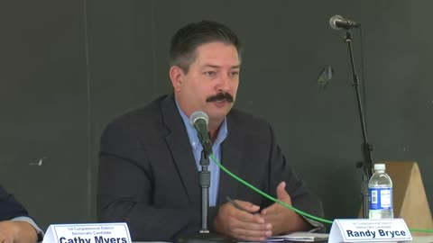 Candidate Randy Bryce hoping to flip 1st Congressional District blue