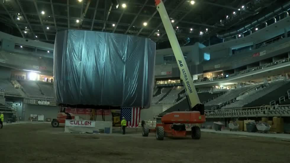 It's easier now to keep score at the new Bucks Arena