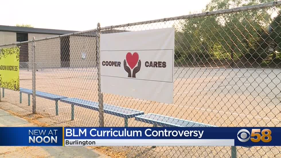 Parents angered over 'Black Lives Matter' lesson taught at...