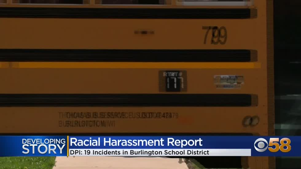 Burlington School District has not addressed racism, orders...