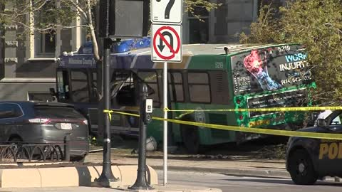 Report: Passengers in MCTS bus crash felt bus speed up