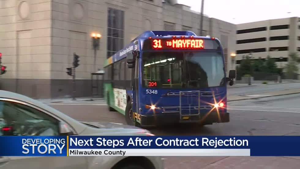 Milwaukee Co. bus drivers authorize possible strike