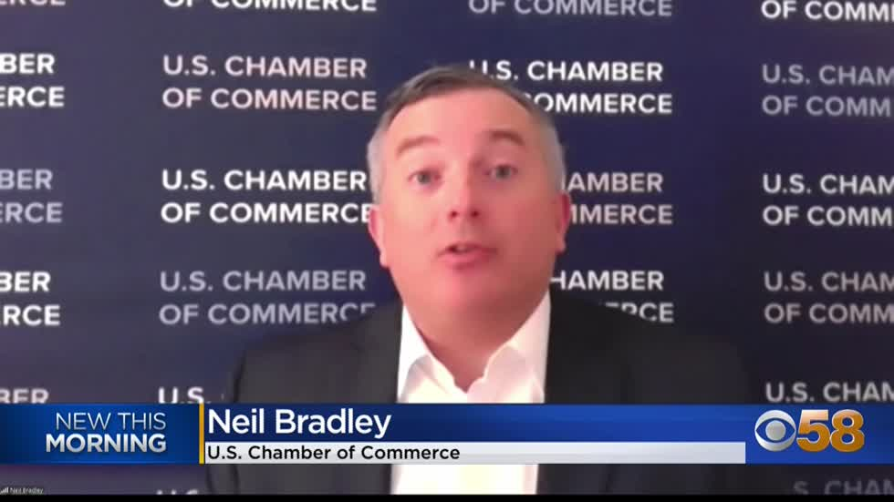 U.S. Chamber of Commerce talks new 'State of American Business' report