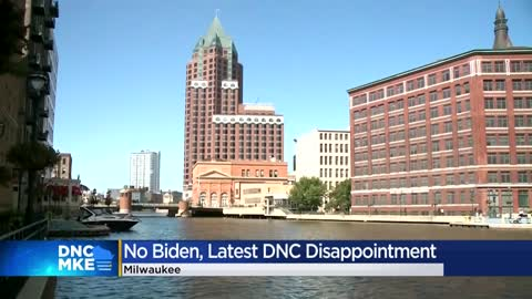 Delegates, businesses react to Biden's decision to not come...