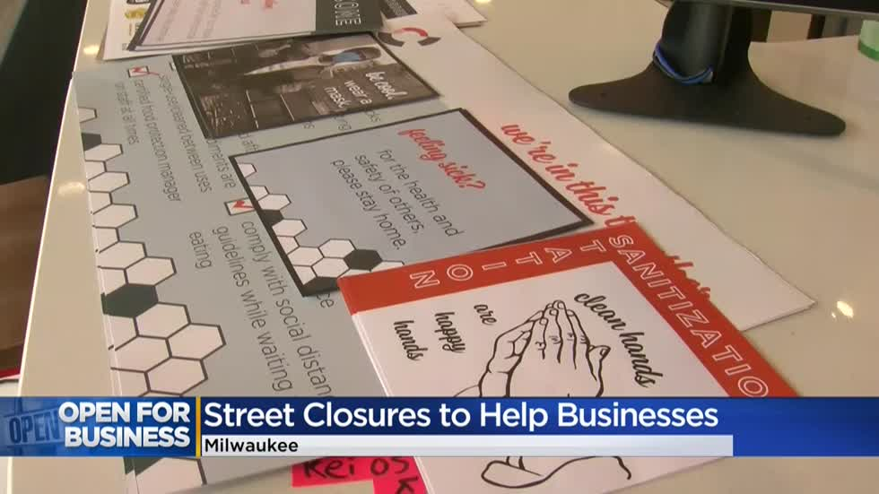 City of Milwaukee in phase 3 of its Moving Forward Plan