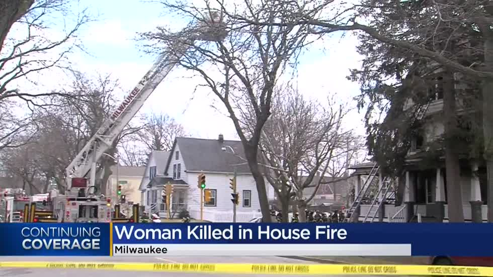 Woman dies after house fire in Bay View, firefighters urge working smoke detectors