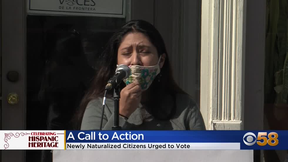 Voces de la Fronterea celebrates newly naturalized voters in Wisconsin