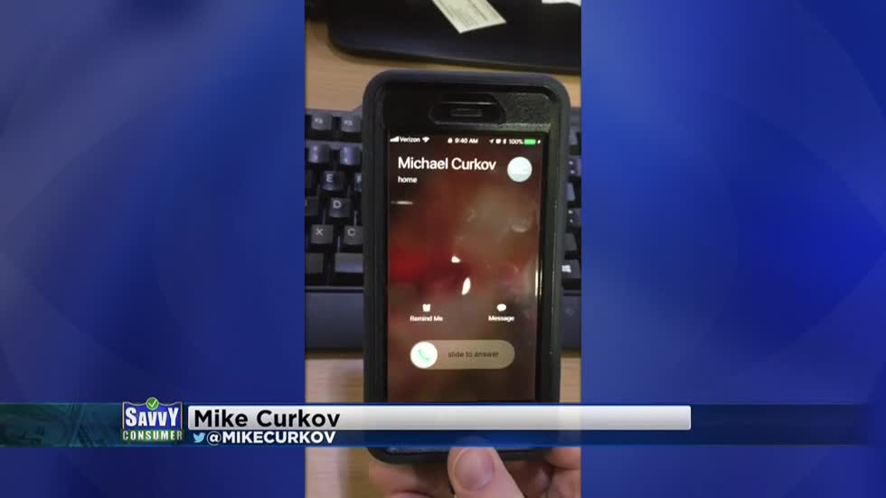 Scam calls from yourself: what to do when caller ID says it's you