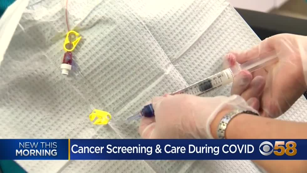 Doctors encourage preventative health screenings amid COVID-19...