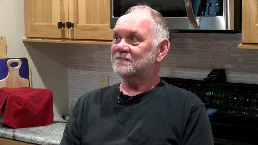 Cancer patient gets renovated kitchen from local business foundation after being scammed