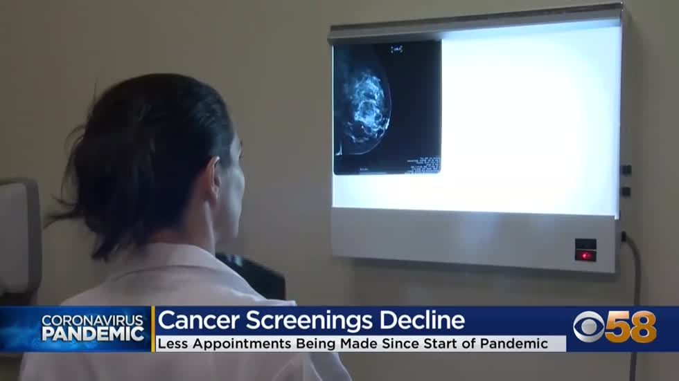 Doctors urge people to not miss cancer screening appointments