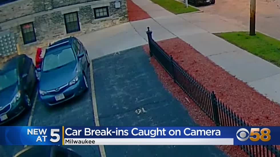 Car break-ins for April double in 2021, neighbors fed up