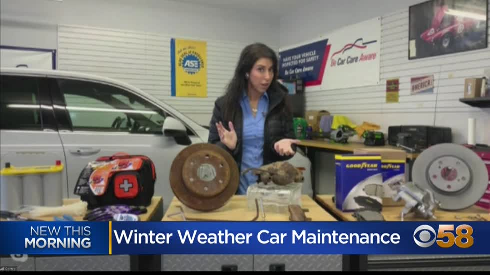 'The Car Coach' shares tips on how to prepare your car for winter