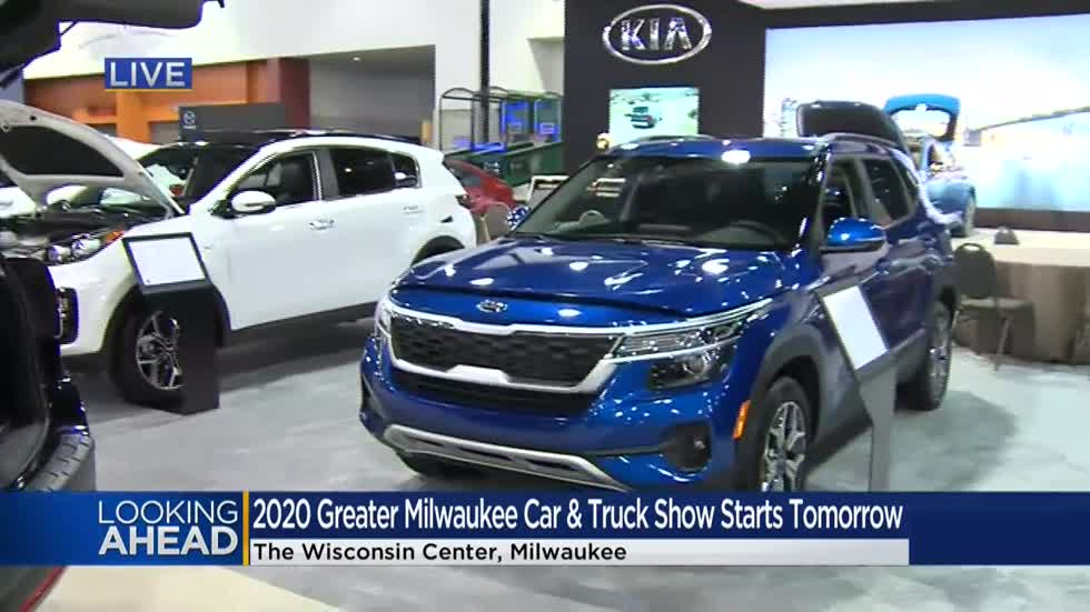 2020 Greater Milwaukee International Car & Truck Show rolls into town for its 9-day stint