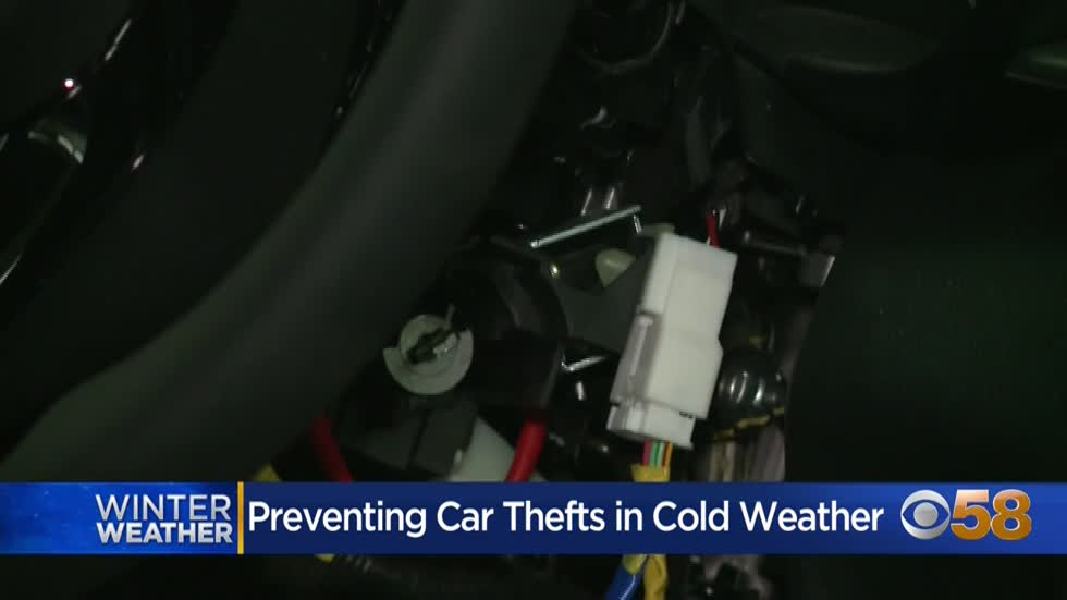 Car thefts spiking across Milwaukee