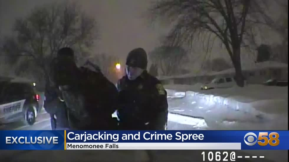 Men accused of stealing 2 cars in 1 night, holding woman at gunpoint...