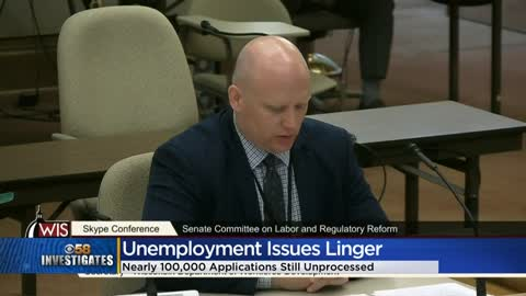 CBS 58 Investigates: DWD estimates months before unemployment backlog cleared