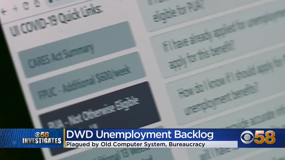 Thousands waiting for unemployment checks due to computer system,...