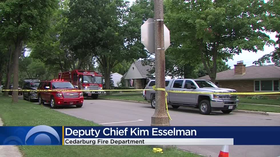 Cedarburg duplex fire leaves 86-year-old man, 63-year-old daughter dead