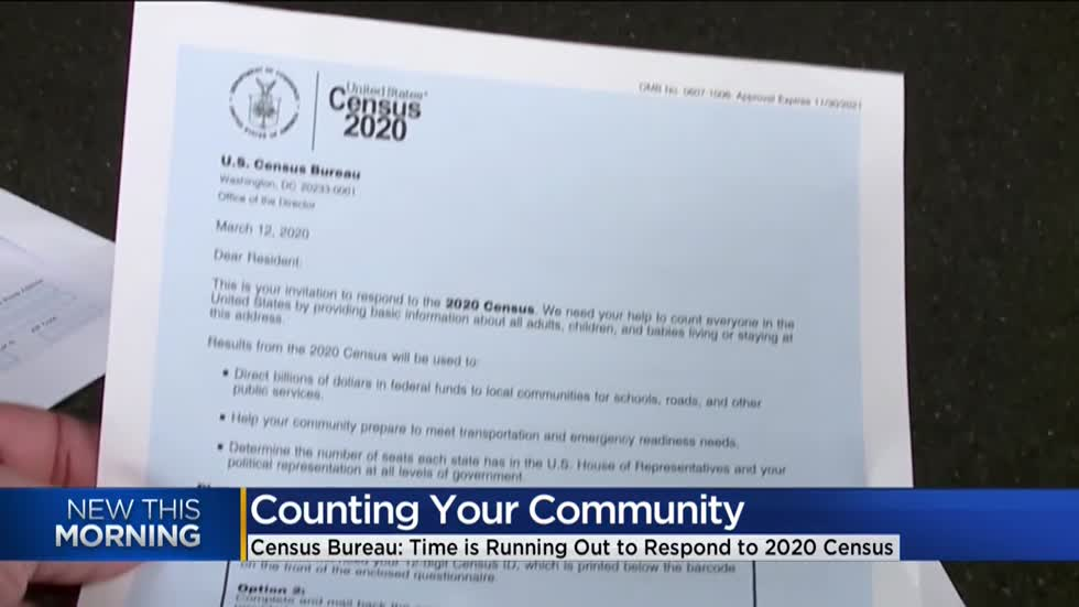 Milwaukee Census response rate down compared to national average
