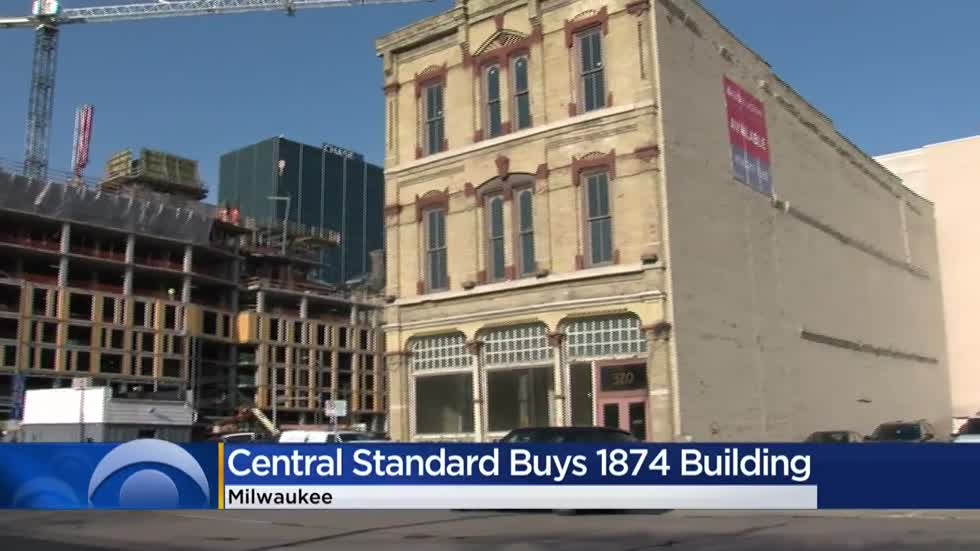 Central Standard Craft Distillery to open tasting room, event space in historic Milwaukee building