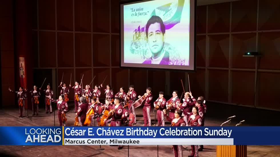 Cesar Chavez Birthday Celebration to be held at Marcus Center March 8