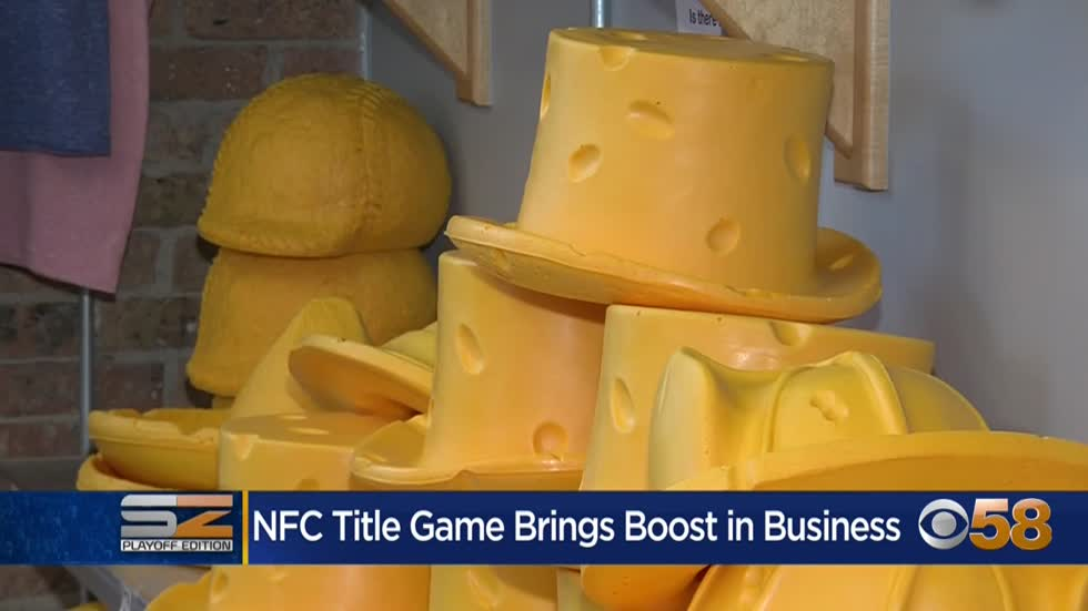 More cheese please! Cheesehead Factory sees big business during...