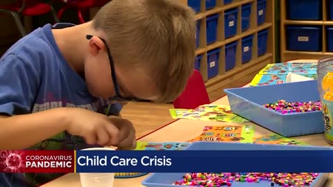 More than 25-percent of child care providers in the state expected to shut down permanently