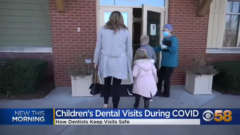 Experts weigh in on bringing your children to the dentist during a pandemic