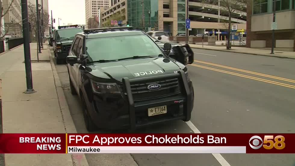 Milwaukee's Fire and Police Commission unanimously approves...